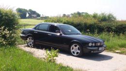 Jaguar Driving